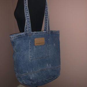 American Eagle beachbag/anytime tote.   Brand new